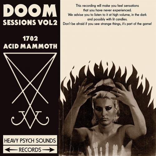 1782  /  Acid Mammoth - Doom Sessions Vol. 2