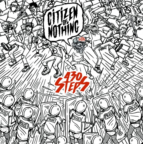 430 Steps -Citizen Of Nothing