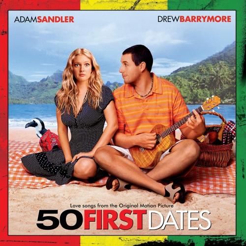 50 First Dates Soundtrack - Soundtrack: 50 First Dates Transparent Orange