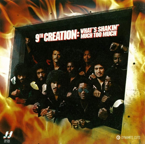 9Th Creation -What's Shakin