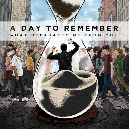 A Day To Remember - What Separates Me From You Starburst