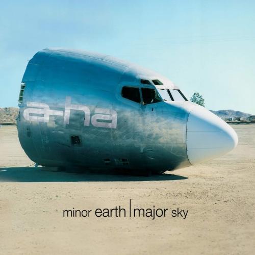 A-Ha -Minor Earth Major Sky Deluxe
