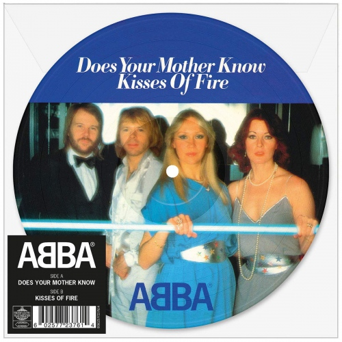 Abba - Does Your Mother Know Picture