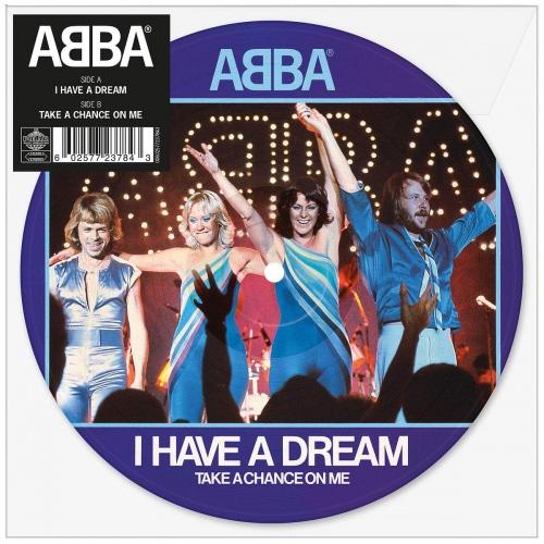 Abba - I Have A Dream Picture