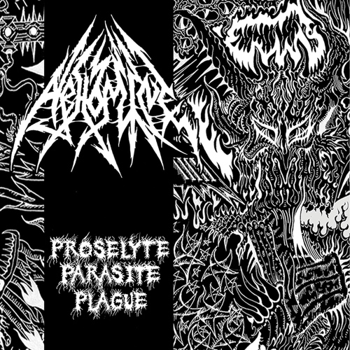 Abhomine -Proselyte Parasite Plague