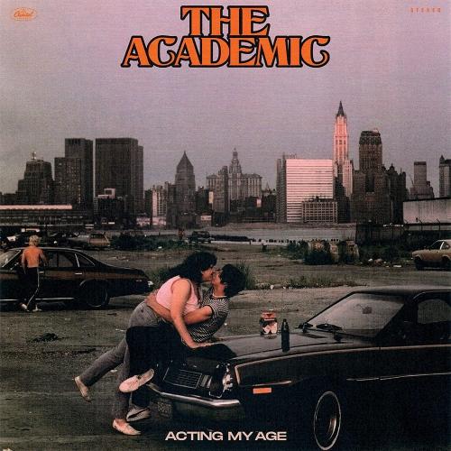 Academic - Acting My Age