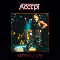Accept - Staying A Life [Limited 30Th Anniversary Edition On Smoke Coloredvinyl]