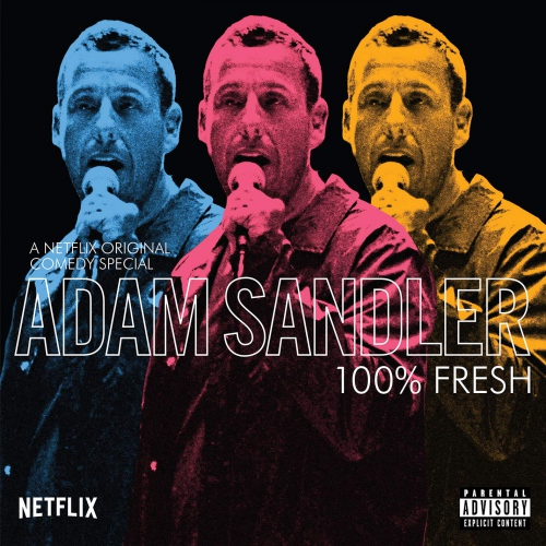 Adam Sandler - 100% Fresh