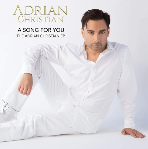 Adrian Christian - A Song For You: The Adrian Christian Ep Translucent Edition