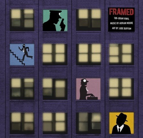 Adrian Moore - Framed Original Soundtrack