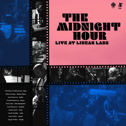 Adrian Younge / Ali Shaheed Muhammad - The Midnight Hour Live At Linear Labs