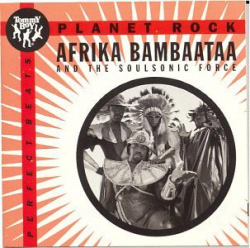 Afrika Bambaataa - Planet Rock: The Album