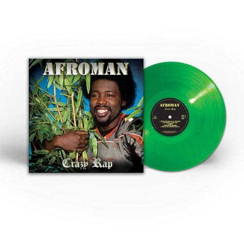 Afroman -Crazy Rap