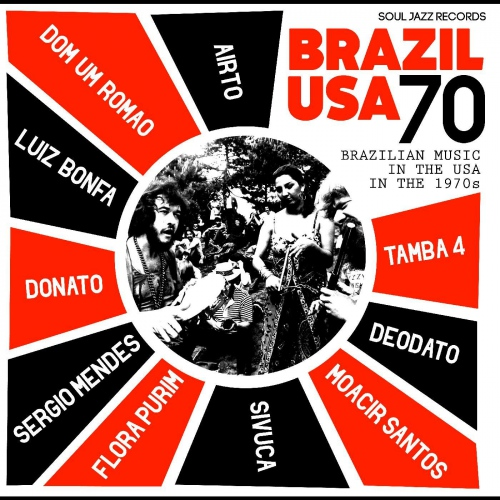 Airto Moreira - Soul Jazz Records Presents Brazil Usa 70 - Brazilian Music In The Usa In The 1970S