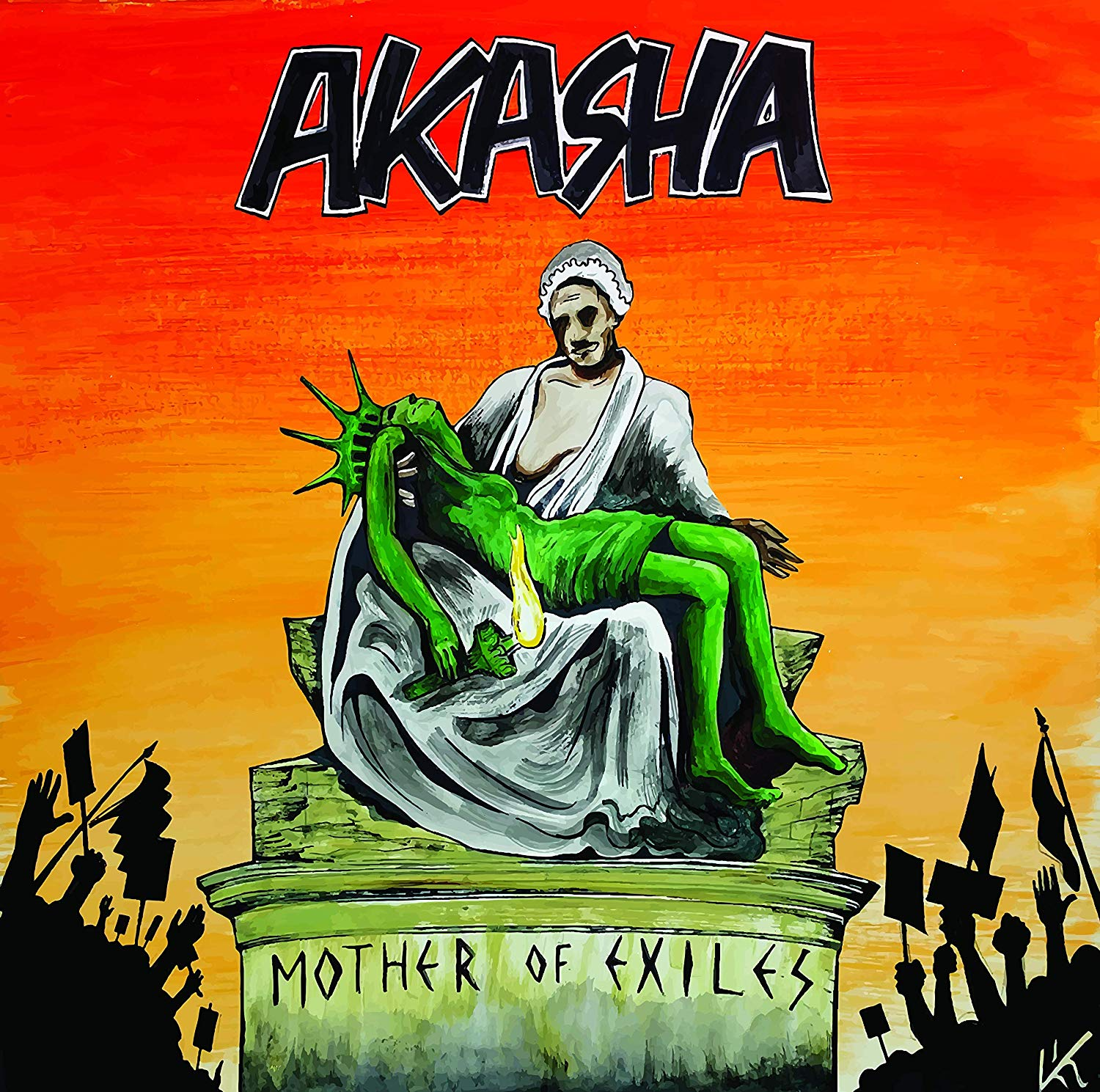 Akaska - Mother Of Exiles