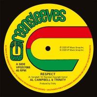 Al Campbell /  Trinity - Respect