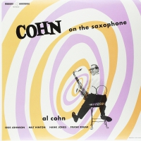Al Cohn -Cohn On The Saxophone