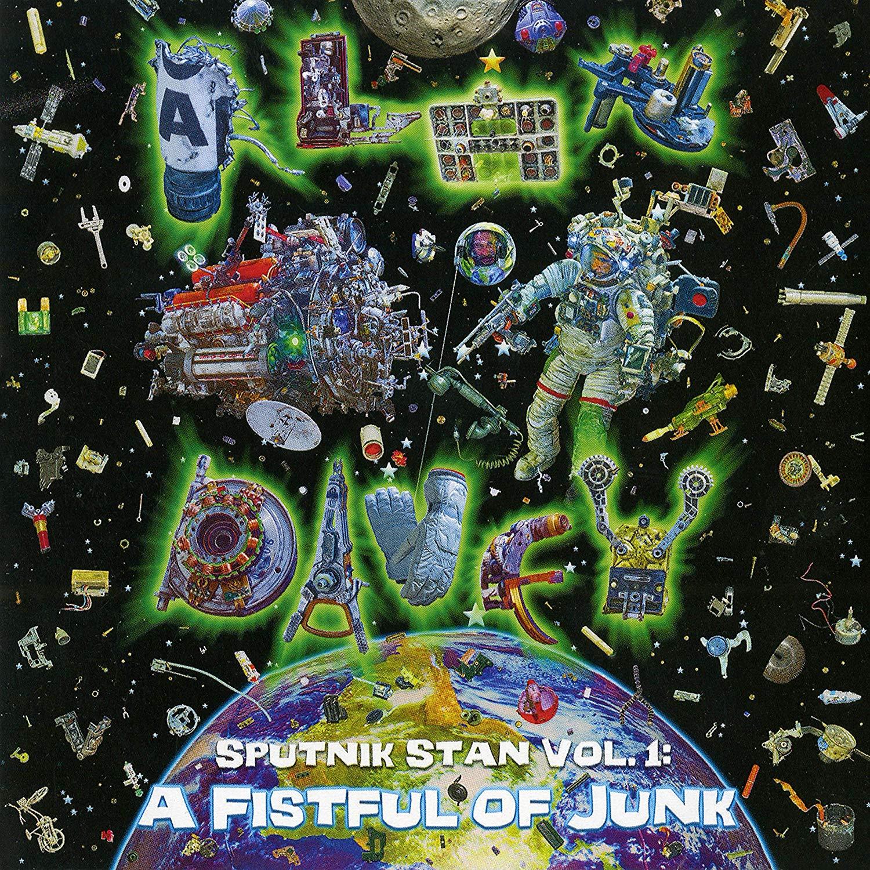 Alan Davey - Sputnik Stan Vol 1: A Fistful Of Junk