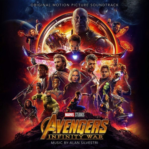 Alan Silvestri - Avengers: Infinity War Soundtrack  Picture