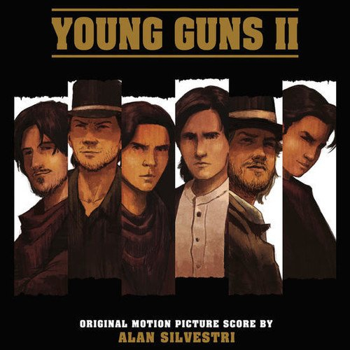 Alan Silvestri -Young Guns Ii Original Soundtrack
