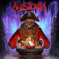 Alestorm -Curse Of The Crystal Coconut
