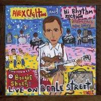 Alex Chilton And Hi Rhythm Section -Boogie Shoes: Live On Beale Street