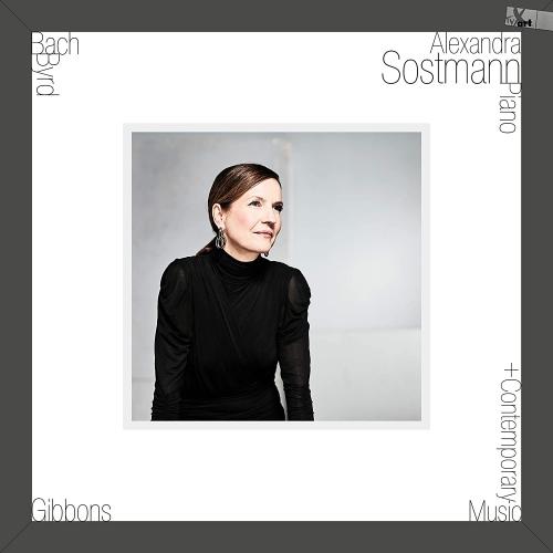 Alexandra Sostmann - Bach Byrd Gibbons
