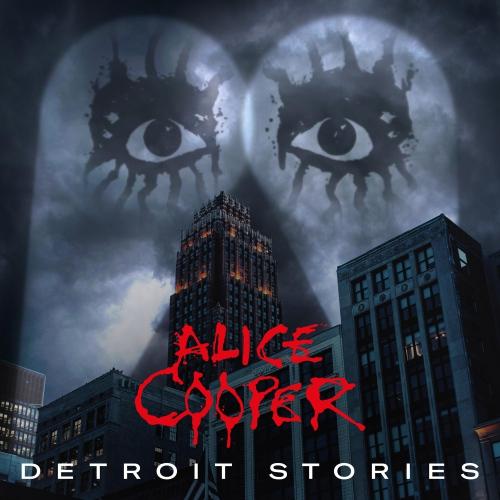 Alice Cooper -Detroit Stories