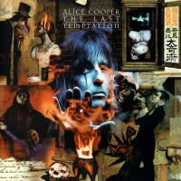 Alice Cooper - The Last Temptation (180 Gram Blue Audiophile Vinyl/Alice Cooper Birthday Edition/Gatefold Cover)