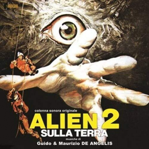 Alien 2 Sulla Terra / O.s.t. - Alien 2 Sulla Terra