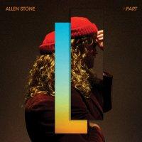 Allen Stone - Apart (Coke bottle clear vinyl)