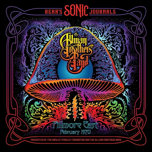 Allman Brothers Band - Bear's Sonic Journals: Fillmore East, February 1970 Black