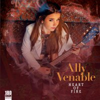 Ally Venable -Heart Of Fire