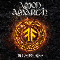 Amon Amarth - Pursuit Of Vikings: 25 Years In The Eye Of The Storm / Live At Summerbreeze