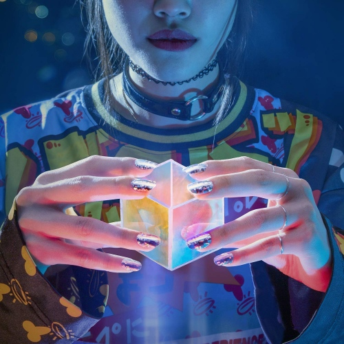 Anamanaguchi - Endless Fantasy (Clear vinyl with rainbow splatter)