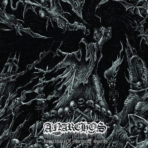 Anarchos - Invocation Of Moribund Spirits