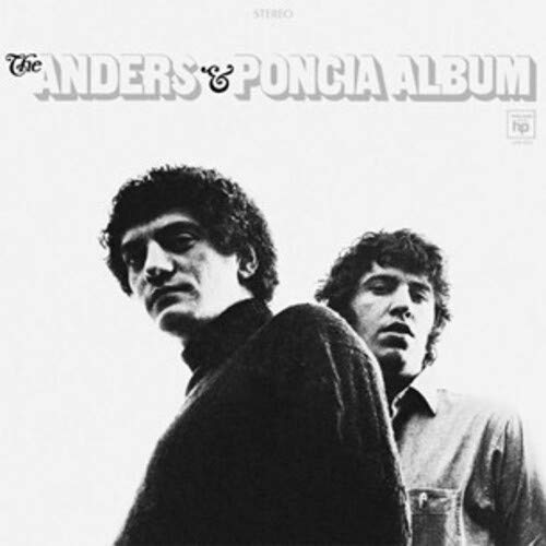 Anders  &  Poncia - The Anders & Poncia Album
