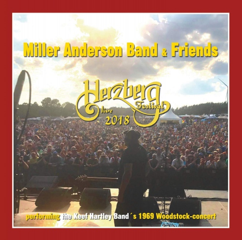 Miller Anderson Band & Friends - Live At Herzberg Festival
