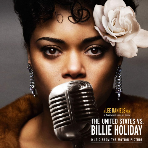 Andra Day -The United States Vs. Billie Holiday
