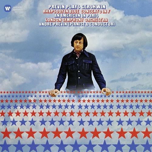 Andr 195 169 Previn Gershwin Rhapsody In Blue An American In