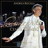Andrea Bocelli - Concerto: One Night In Central Park - 10Th Anniversary