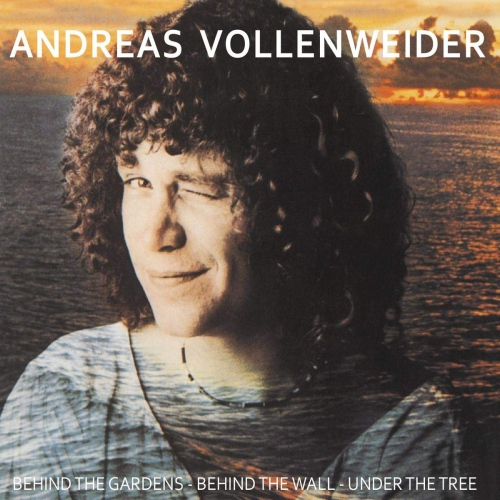 Andreas Vollenweider -Behind The Gardens - Behind The Wall - Under The Tree