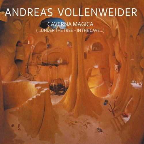 Andreas Vollenweider -Caverna Magica
