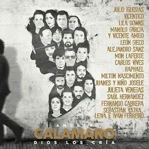 Andres Calamaro - Dios Los Cria