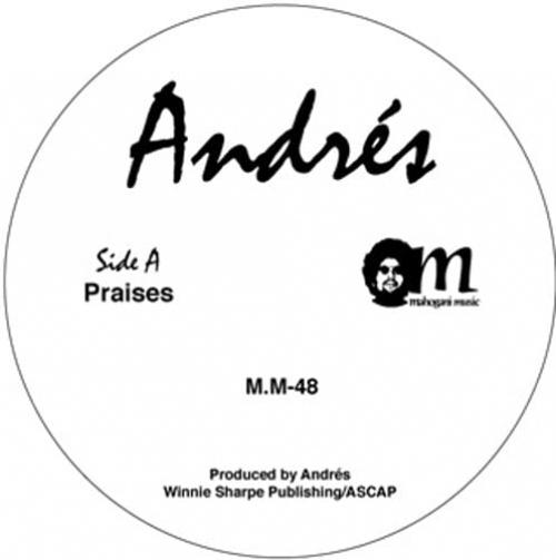 Andres (Dj Dez) -Praises / New For U