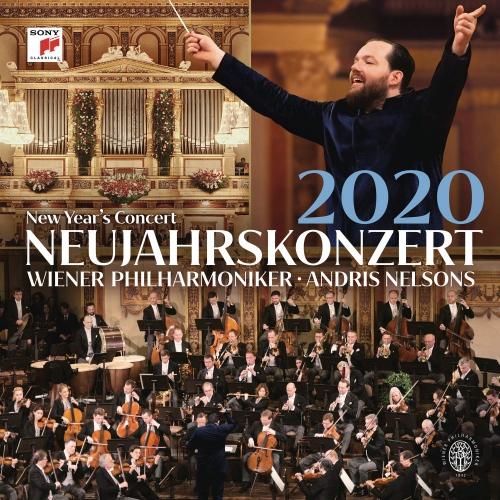 Andris Nelsons /  Wiener Philharmoniker - New Year's Concert 2020