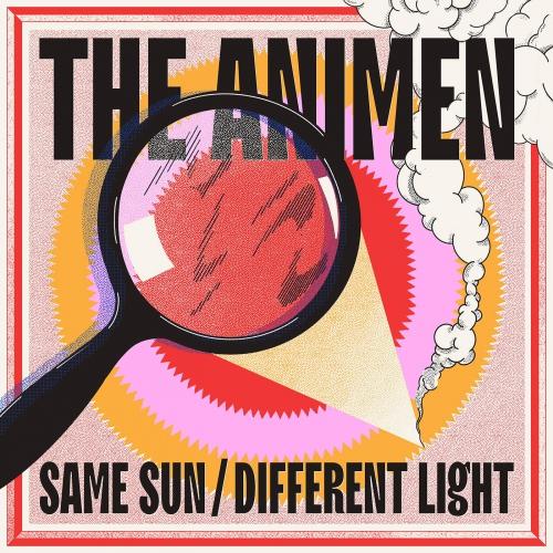 Animen - Same Sun/Different Light