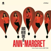 Ann-Margret -& There She Is