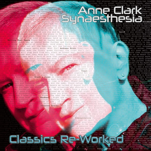 Anne Clark -Synaesthesia - Anne Clark Classics Reworked