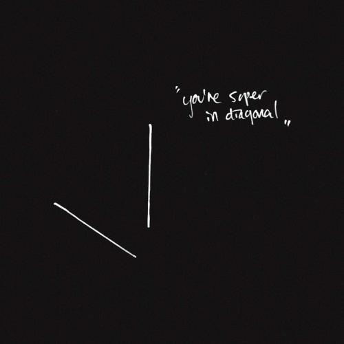 Ant Orange -You're Super In Diagonal